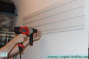 Installing the Flow Wall Panel