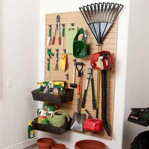 Flow Wall System Gardening Center