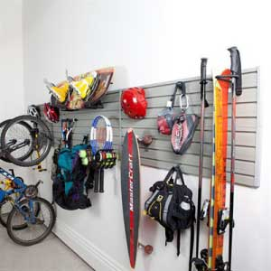 Flow Wall System Sports Equipment