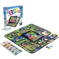 Hasbro The Game of LIFE zAPPed Edition