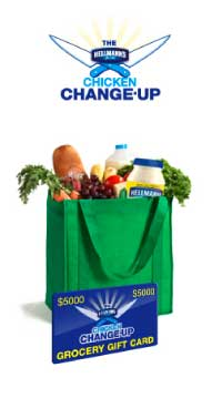 Hellmann's Chicken Change-Up