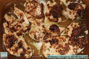 Hellmann's Tuscan Glazed Chicken Recipe