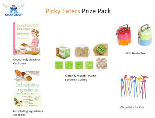 Hellmann's Picky Eaters Prize Pack