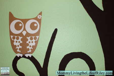 Say It On the Wall Girl Owl