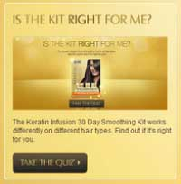 Suave Keratin Infusion 30-Day Smoothing Kit