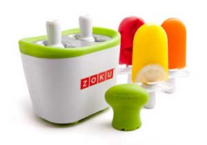 Zoku Duo Quick Pop Maker