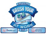 "National ""Brush Your Teeth at Work"" Day"