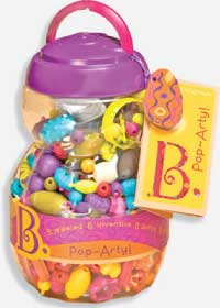 B. Toys Pop-Arty! Jewelry Beads