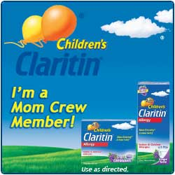 Children's Claritin Mom Crew