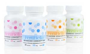 FertiBella ConceiveEasy Trying to Conceive Starter Kit