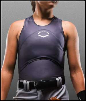 Evoshield Protective Chest & Back Racerback