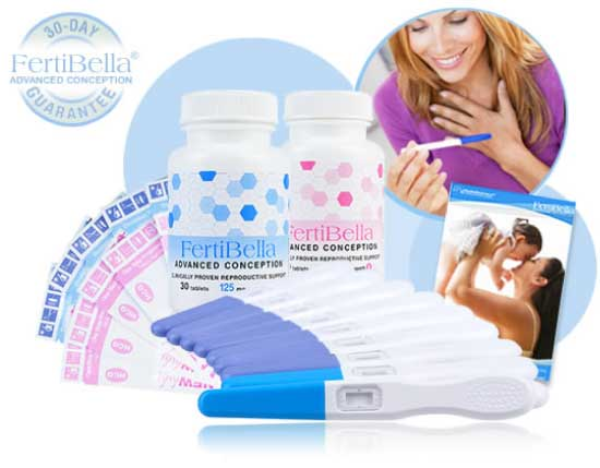 Fertibella Trying to Conceive (TTC) Starter Kit