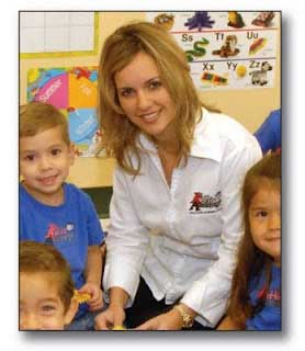 Kiddie Academy Franchising - Angie and Raphael
