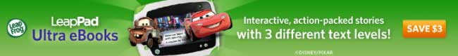 LeapFrog LeapPad Ultra eBooks Coupon