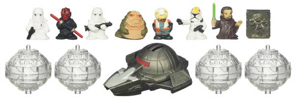 Hasbro Games STAR WARS Fighter Pods