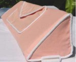 Wall Bumpi Deluxe Twin in Candy Pink
