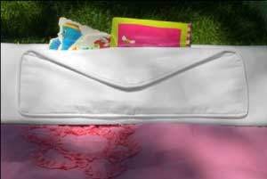 Deluxe Twin Wall Bumpi in Candy Pink