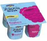Stonyfield Organic YoKids Greek Raspberry Yogurt