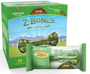 Zuke's All Natural Dog Treats
