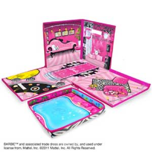 Barbie ZipBin Dream House from Neat-Oh!