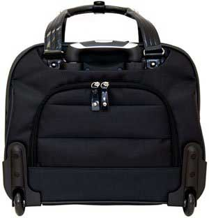 "CODi Ellipse Women's Rolling 15.6"" Laptop Bag"