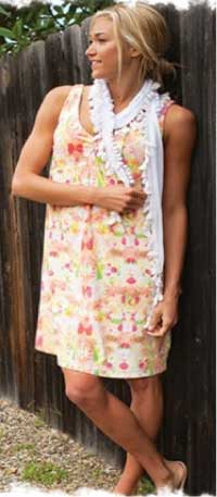 Fresh Produce Spotlight Dress in Calypso