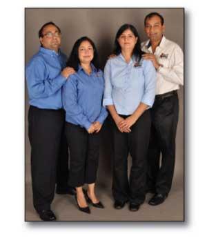 Gaud and Sahejpal Family