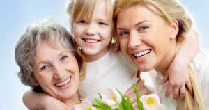 Celebrate Grandma on Mother's Day