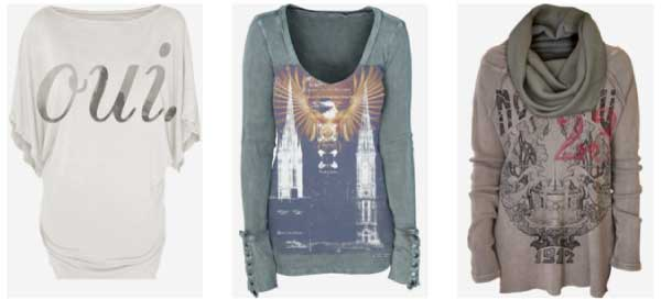 Idylle Clothing Sweaters