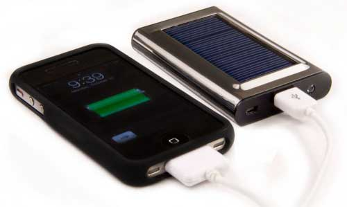 Juicebar Multi-Device Pocket Solar Charger
