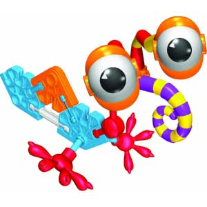 K'NEX Silly Monsters Building Set