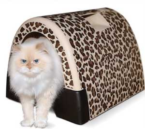 Kitty a Go Go Litter Box from Automated Pet Care Products