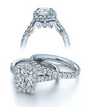 Kranich's Jewelers Verragio Rings