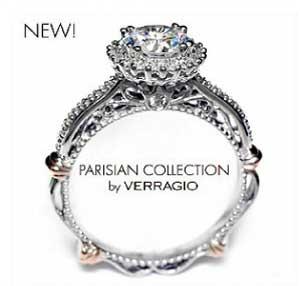 Kranich's Jewelers Verragio Parisian Rings