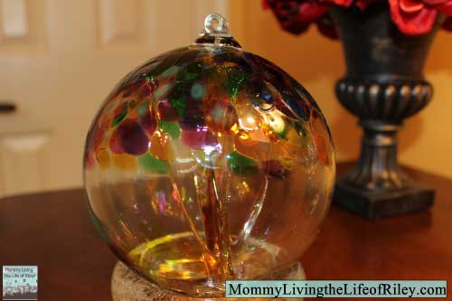 UncommonGoods Four Seasons Glass Globes