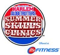 Harlem Globetrotters Summer Clinics