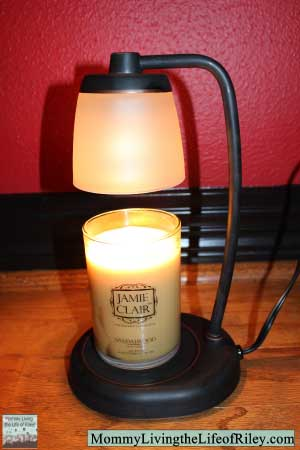 Candle Warmers Etc. Contempo Candle Warmer Lamp