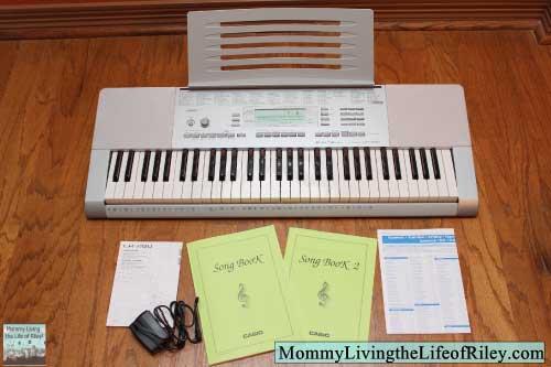 Casio LK-280 Portable Lighted Keyboard