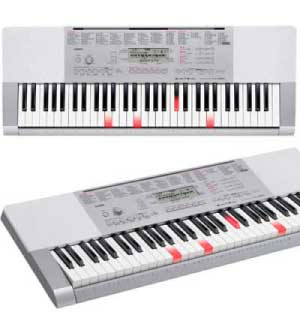 Casio LK-280 Portable Lighted Keyboard