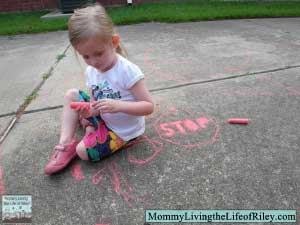 Chalk City Activity Kit
