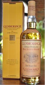 Glenmorangie Scotch