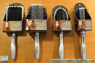 John Frieda Styling Brushes from H-E-B