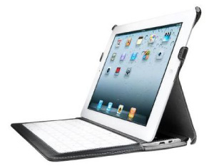 Kensington KeyLite Ultra Slim Touch Keyboard Folio