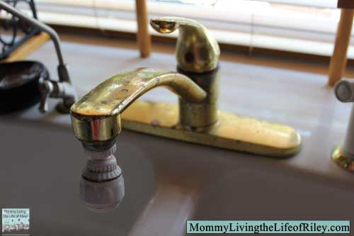 Ugly Kitchen Faucet