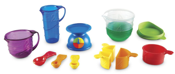 Learning Resources Primary Science Mix &amp; Measure Set
