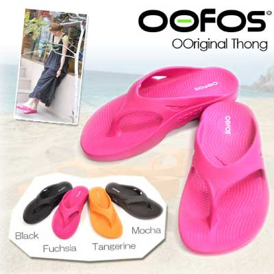 OOFOS OOriginal Unisex Thong Sandals