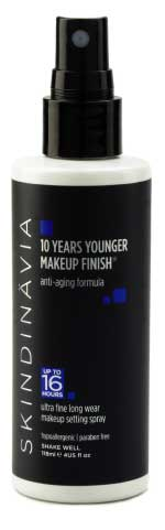 Skindinavia 10 Years Younger Makeup Finish