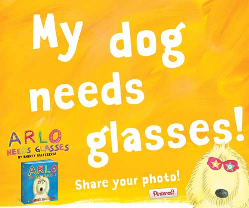Share a Photo of Your Dog in Glasses