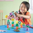 Learning Resources Candy Construction Building Set