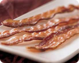 Schwan's Fully Cooked Bacon Slices